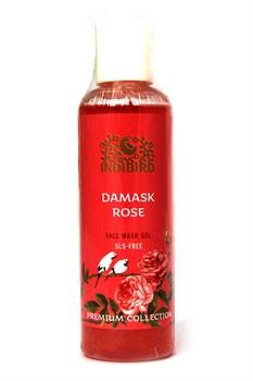 """Увлажняющий гель-скраб для умывания лица """"Дамасская роза"""" - фото 8512"""