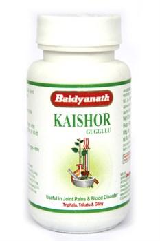 Kaishore Guggulu (Кайшор гуггул) - эффективный растительный диуретик - фото 8524