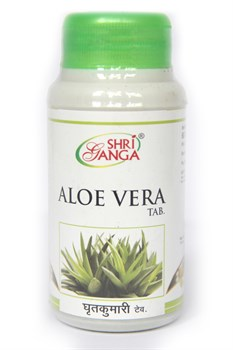 Aloe Vera tab (Алоэ таблетки) - мощный иммуномодулятор и энерготоник - фото 8527