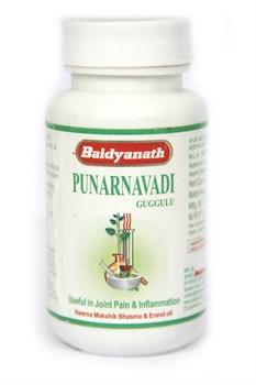 Punarnavadi Guggulu (Пунарнавади Гуггул) - лечение и профилактика мочеполовой системы - фото 8538