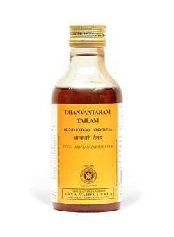 Dhanvantaram Tailam (Масло Дханвантарам) - сильные кости и крепость во всём теле - фото 8598