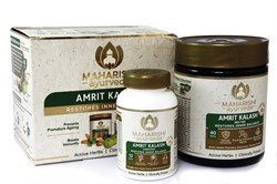Amrit Kalash Maharishi (Амрит Калаш) - мощный фитокомплекс для иммунитета и омоложения - фото 8605