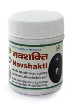 Navshakti (Навшакти расаяна) - одна из лучших мужских расаян, иммуномодулятор, афродизиак - фото 8623