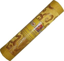 Натуральные бутанские благовония Дзамбала для привлечения богатства - фото 8644