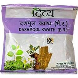 Дашмула кват (Dashmool kwath), 100 г - травяной сбор для очищения и омоложения - фото 8677