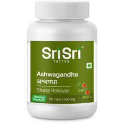 Ashvagandha tab (Ашваганда Шри Шри) - уникальное индийское растение - фото 8681