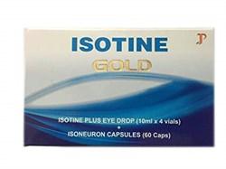 Айсотин Голд (Isotine Gold) - лечебный комплекс для глаз - фото 8693