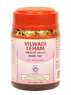 Vilwadi leham (Вильвади лехьям ) 200 г - джем для здоровья жкт - фото 8698