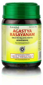 Agastya rasayanam (Агастья Расаяна) - для здоровья дыхательных путей - фото 8700