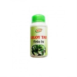 Гилой таблетки (Giloy) - иммуномодулятор, охлаждает Питта доша - фото 8721
