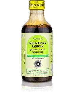 Indukantam Kashayam (Индукантам Кашаям), 200 мл - при заболеваниях жкт - фото 8734
