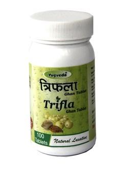 Trifla ghan (Trifla ghan) 100 таб - экстракт трифалы в таблетках - фото 8762