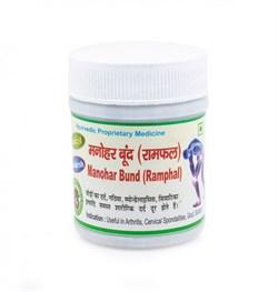 Manohar Bund (Манохар бунд) - при болях в суставах при дисбалансе Вата доши - фото 8783