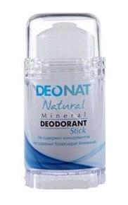Чистый дезодорант кристалл (вывинчивающийся), 80гр - фото 8909