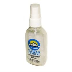Tawas Crystal Кристалл свежести Спрей, бутылочка 40 мл + сухие гранулы 15 г - фото 8936