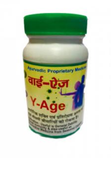 Y-Age Adarsh - иммуномодулятор, энерготоник, 100 гр - фото 8975