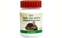 Gokshuradi guggulu (Гокшуради Гуггул) - тоник для почек, здоровье мочевыводящих путей - фото 8992