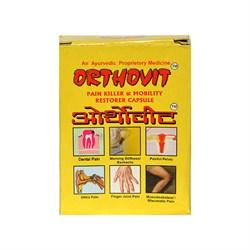 Orthovit (Ортовит) - Противовоспалительное, обезболивающее средство - фото 9066