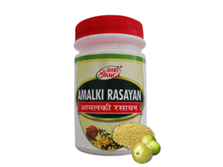 Amalaki Rasayan (Амалаки Расаяна) - расаяна, иммуномодулятор, 100 гр - фото 9098