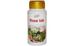Rose tab (Таблетки Роза) - иммуномодулятор, баланс Питта-Доши, 120 таб - фото 9104