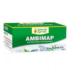 Ambimap (Амбимап) - средтво от диареи , 100 таб - фото 9133