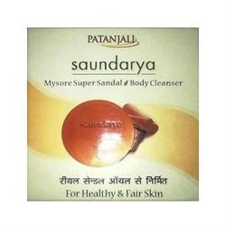Мыло с сандалом Saundarya, 75 гр - фото 9154