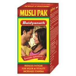 Musli Pak (Мусли Пак) - аюрведический афродизиак в гранулах - фото 9174