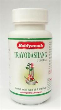 Trayodashang Guggul (Трайодашаг гуггул) - при дисбалансах Вата-доши - фото 9207