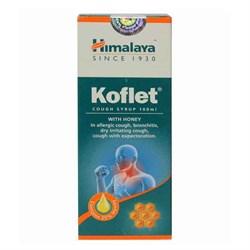 Koflet with honey (Кофлет с медом) - сироп от кашля - фото 9216