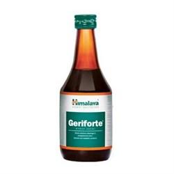 Geriforte Syrop (Сироп Джерифорте) - растительный тоник, иммуномодулятор - фото 9217