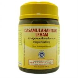 Dasamulaharitaki Leham (Дашамулахаритаки Лехам) - общеукрепляющий тоник, иммуномодулятор - фото 9219