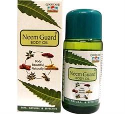 Neem Guard body oil (масло для тела Ним Гуард) - здоровая кожа без прыщей и угрей - фото 9242