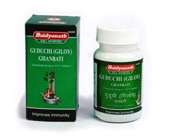 Guduchi (giloy) ghanvati - экстракт гудучи, иммуномодулятор - фото 9271