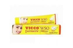 Крем с куркумой Vicco WSO - фото 9275