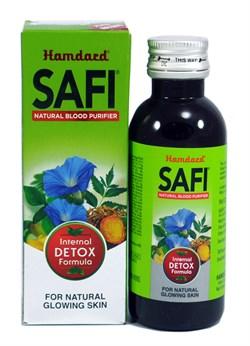 SAFI (сироп Сафи) - растительный очиститель крови и лимфы, 100 мл - фото 9278