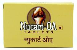 Nucart-OA (Нюкарт-ОА) - средство для лечения артрита и восстановления суставов - фото 9338