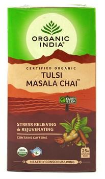 Tulsi masala chai (чай тулси масала) - снятие стресса и омоложение - фото 9359