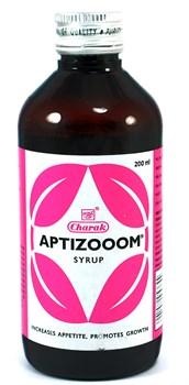 Aptizooom syrup (Аптизум сироп) - повышение аппетита и улучшение работы ЖКТ - фото 9371