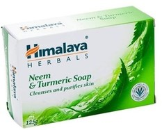 Антибактериальное мыло Ним и Куркума, 125гр - фото 9380