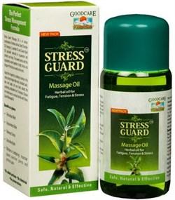 Stress Guard Oil - массажное масло для успокоения ума, снятия напряжения и стресса - фото 9445