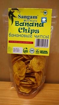 Banana Chips (Банановые чипсы), 100 гр - фото 9464