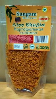Aloo Bhujia (Картофельная соломка), 100 гр - фото 9468