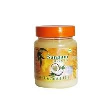 Кокосовое масло (Coconut oil Virgin), 150гр - фото 9482