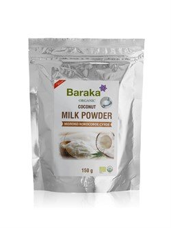 Молоко кокосовое сухое (Coconut Milk Powder), 150 гр - фото 9485