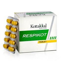 Respikot (Респикот) - для лечения бронхиальной астмы и расстройств дыхательных путей - фото 9522