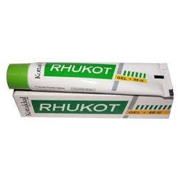 Rhukot gel (Рукот гель) - обезболивающий гель для суставов - фото 9523