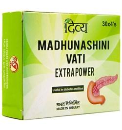 Madhunashini vati (Мадхунашини вати) - для снижения сахара в крови - фото 9526