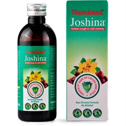 Joshina (Джошина, 100мл) - аюрведический сироп от кашля и простуды - фото 9544