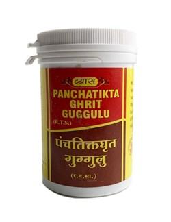 Pancha Tikta Ghrit Guggulu (Панча тикта грит гуггул) - детокс всего организма - фото 9548