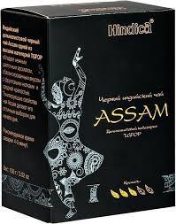 Assam (Ассам) - черный индийский чай, 100 гр - фото 9585